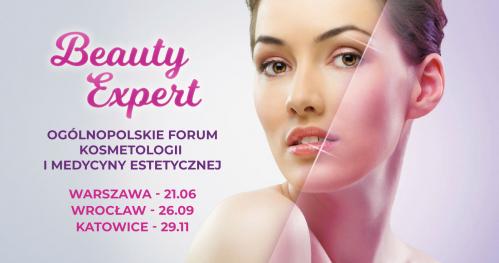Kongres Kosmetologii oraz Medycyny Estetycznej ''Beauty Expert''