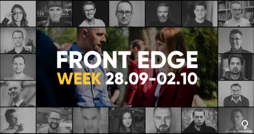FRONT EDGE WEEK Innovation & Leadership Summit 2020