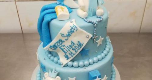 Warsztaty cukiernicze: Tort w stylu angielskim + Figurka