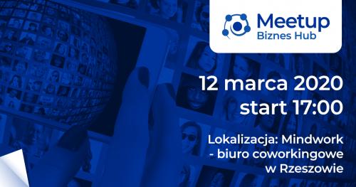 Meetup - Biznes Hub - #4