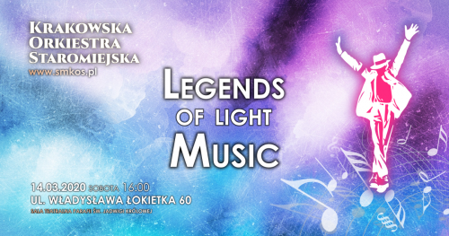 LEGENDS OF LIGHT MUSIC