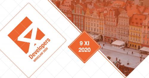 4Developers Wrocław 2020