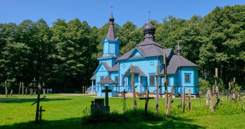 WawaGra: Rowery, cerkwie i Puszcza Mielnicka (wycieczka rowerowa)