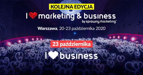 I Love Business 23.10.2020