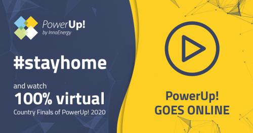 PowerUp! 2020 registration form - Slovenia