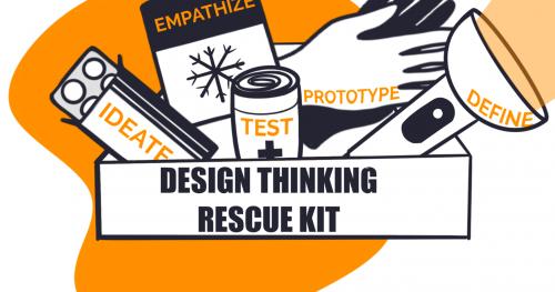 Design Thinking Rescue Kit! (Virtual Training)