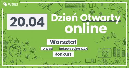 """Dzień Otwarty Online WSEI - Warsztat """"Wybrane specjalnie dla Ciebie, czyli jak Netflix i Spotify dobrze Cię znają."""" - Krzysztof Myjak"""