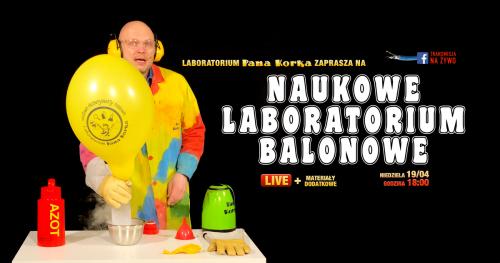 Naukowe laboratorium balonowe