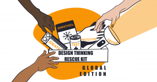 Design Thinking Rescue Kit For Scrum Teams (Virtual training)