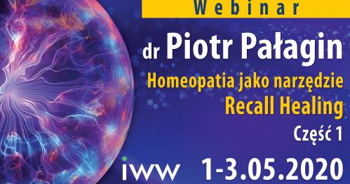 Homeopatia jako narzędzie RECALL HEALING