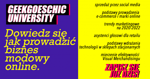 GeekGoesChic University