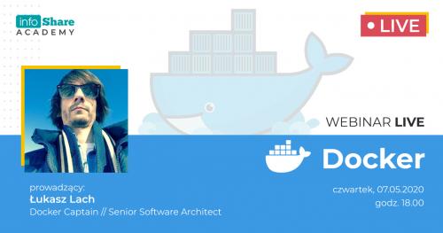 Bezpłatny webinar: Debugowanie w Dockerze