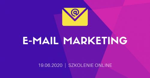 """Szkolenie online  """"Tworzenie i analiza kampanii e-mail marketingowych"""""""