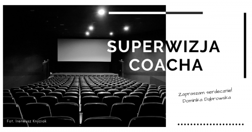 Superwizja coacha
