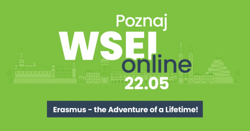 LIVE: Erasmus - the Adventure of a Lifetime!