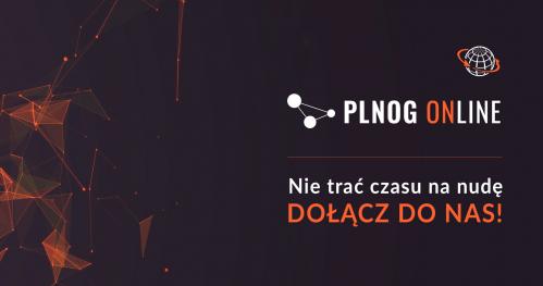 PLNOG ONLINE 3