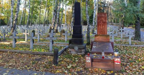 27.06.2020 - 15:00 - Cmentarz Wojskowy na Powązkach [Spacer]