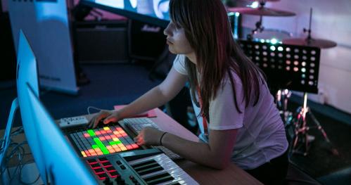 Warsztaty online produkcji muzycznej - DAW jako narzędzie pracy.