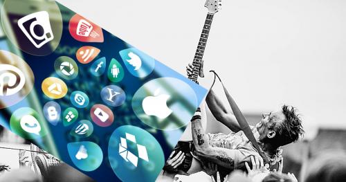 Kurs Event Management, temat: Social media w branży muzycznej