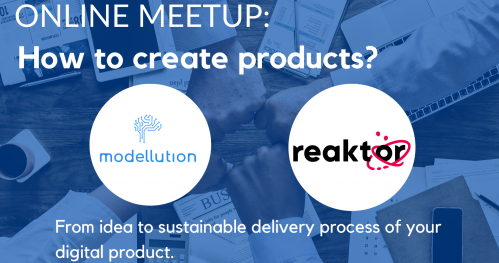ONLINE MEETUP: How to create products?
