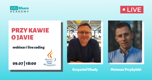 Przy kawie o Javie | bezpłatny webinar