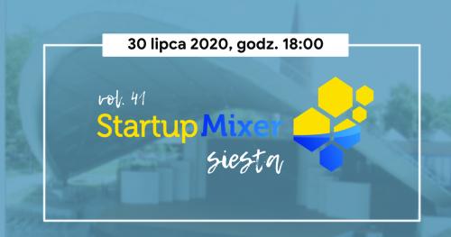 Startup Mixer Siesta