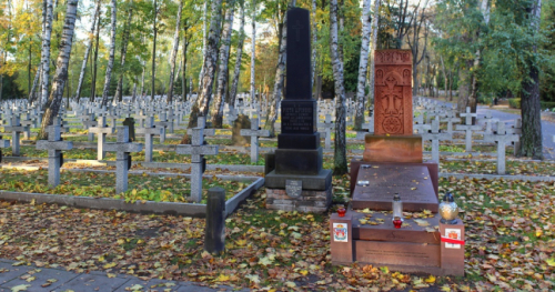 26.07.2020 - 15:00 - Cmentarz Wojskowy na Powązkach [Spacer]