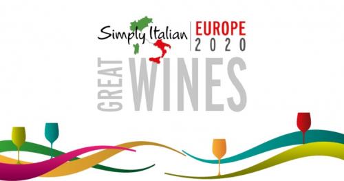 Simply Italian 2020 Degustacja włoskich win