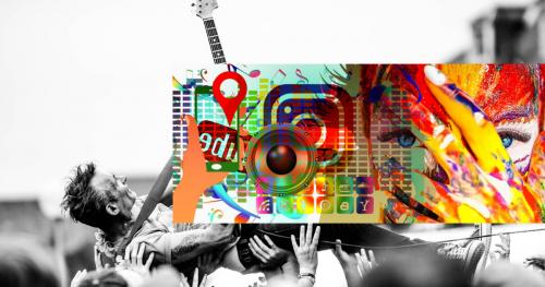 Music Marketing, Media and Communication. Warsztaty menedżerskie - Social media w branży muzycznej.