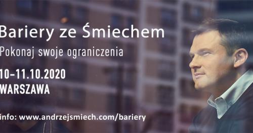 Bariery ze Śmiechem w Warszawie