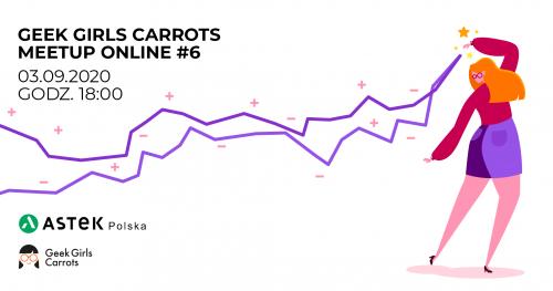 Geek Girls Carrots Meetup Online #6