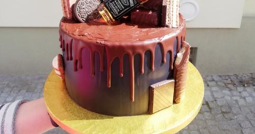 Warsztaty cukiernicze: Tort w kremie w stylu Drip Cake