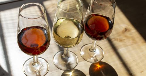 Degustacja win wzmacnianych, czyli jest moc