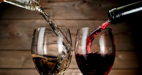Gra winiarska Podwójny Agent (degustacja wina)