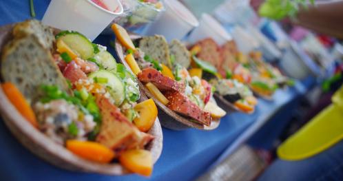 Śniadanie na halach - warsztat kulinarny