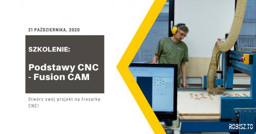 Szkolenie z podstaw CNC - Fusion CAM