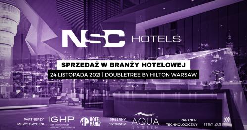 NSC Hotels II - Sprzedaż w branży hotelowej