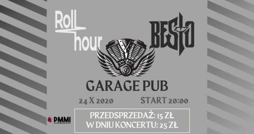 Koncert inauguracyjny: MODERN BAND FOR KIDS w Garage Pub // RollHour + Besto
