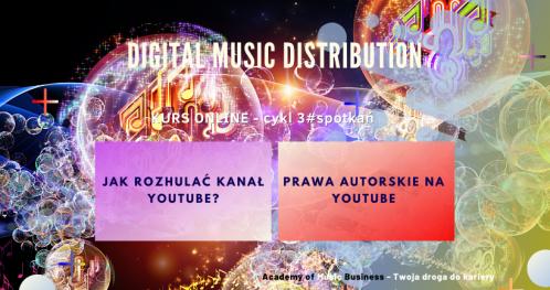 Praktyczne warsztaty: Globalna dystrybucja cyfrowa muzyki - YouTube. Spotkanie#2- kurs online + konsultacje.