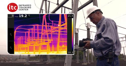 Szkolenie badania termowizyjne w energetyce/UR z dyplomem ITC