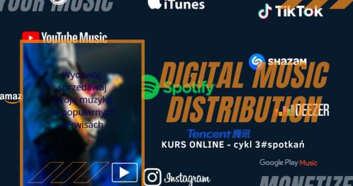 Praktyczne warsztaty: Globalna dystrybucja cyfrowa muzyki - YouTube. Spotkanie#3- kurs online + konsultacje.