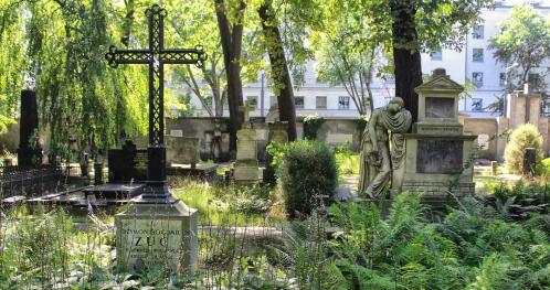 07.11.2020 (sobota) - 12:00 - Cmentarz Ewangelicko - Augsburski w samo południe.