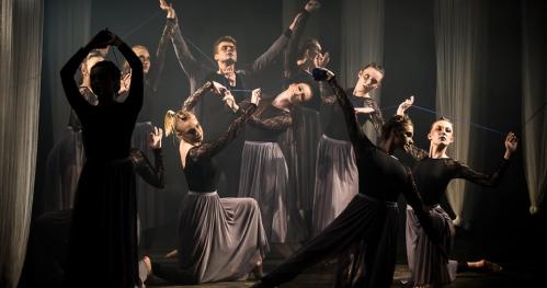 Tkaczki iluzji - spektakl Teatru Tańca Jazz