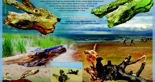 """BSI online """"Bałtyckie stwory i zmory"""" - warsztaty dla dzieci (10-13 lat)   część druga"""