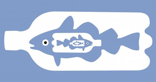 """BSI online """"Fiku miku, ryba z plastiku"""" - warsztaty familijne dla dzieci (6-10 lat)"""
