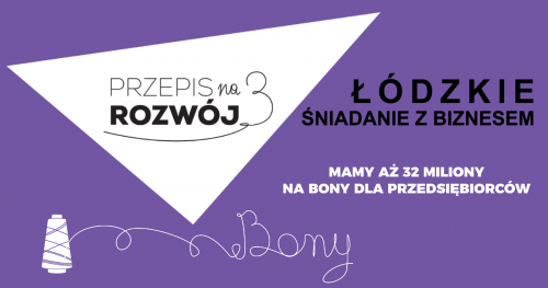 Śniadanie z biznesem - 13.11.2020 /spotkanie on-line/