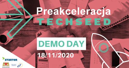 Demo Day - finał preakceleracji Techseed.me