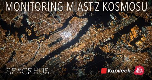 Monitoring miast z kosmosu