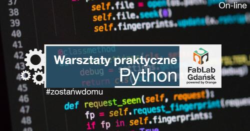 Warsztaty praktyczne: Python - warsztat on-line