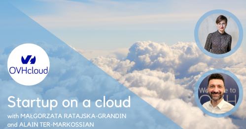 Startup on a cloud - OVHcloud x ReaktorX